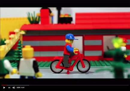 Animated Urbanism – sustainable mobility culture