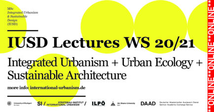 IUSD Lectures are back!
