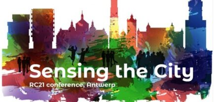 """Franziska Schreiber contributes to RC21 conference on """"Sensing the City"""""""